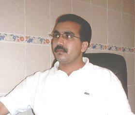 محمد الخباشي